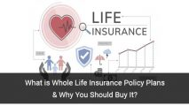 Whole Life Insurance Policy Plans