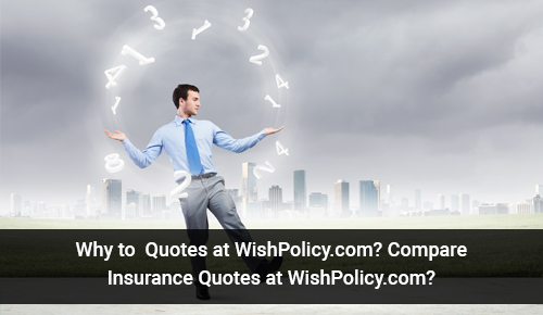 How to Compare Insurance Policy Quotes from WishPolicy.com