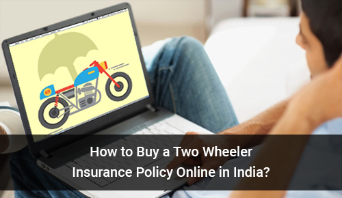 How to Buy a Two Wheeler Insurance Policy Online in India
