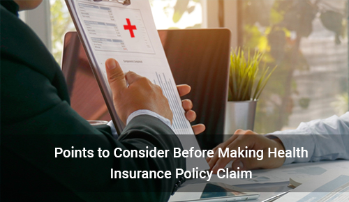 How to Make Health Insurance Claim