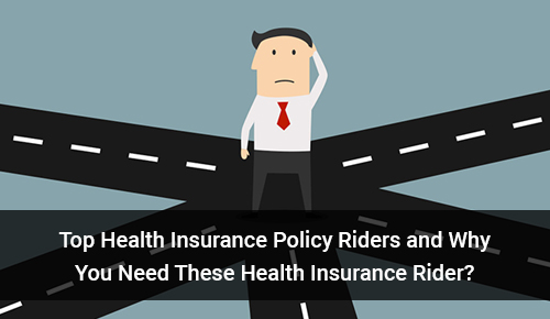 Health Insurance Riders in India