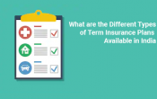 Different Types of Term Insurance Plans Available in India