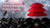 Term Insurance Policy Claims