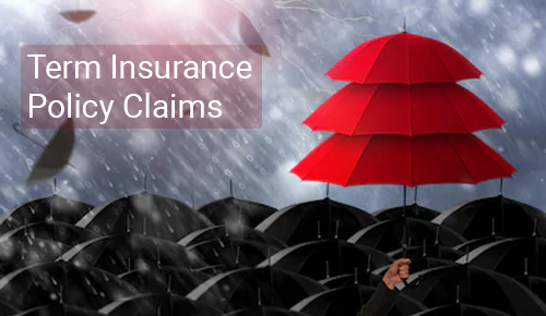 Term Insurance Claim Conditions