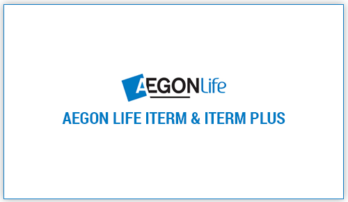 Aegon Life iTerm & iTerm Plus Insurance Plan