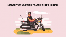 Hidden Two Wheeler Traffic Rules in India