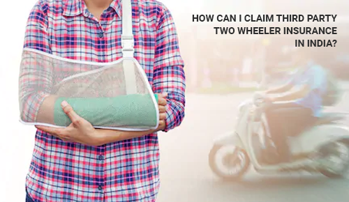 How Can I Claim Third Party Two Wheeler Bike Insurance in India?