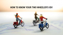 How to Know Your Two Wheeler's IDV