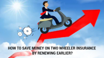 How to Save Money on Two Wheeler Insurance by Renewing It Earlier