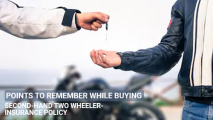 Points to Remember While Buying Second-Hand Two 2 Wheeler Bike Insurance Policy & Plan