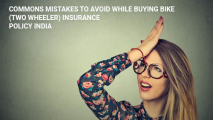 Commons Mistakes to Avoid While Buying Bike (Two Wheeler) Insurance Plan