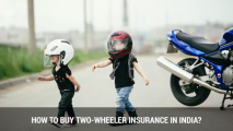 How to Buy Two Wheeler Bike Insurance Policy in India