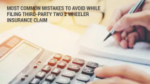 Most Common Mistakes to Avoid While Filing Third-Party Two 2 Wheeler Insurance Claim