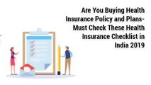 Buying Health Insurance Policies & Plans