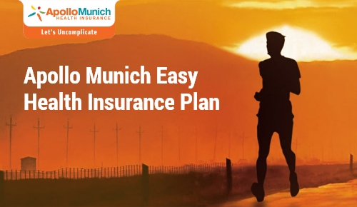 Apollo Munich Easy Health Insurance Family Floater Plan