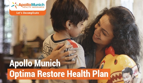 Apollo Munich Optima Restore Family Health Insurance plan