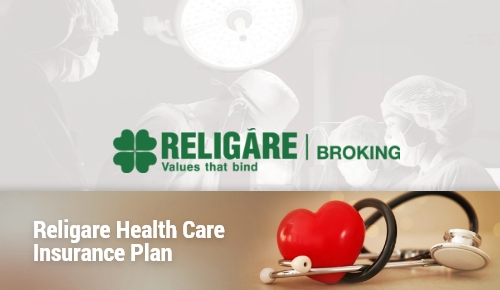 Religare Health Care Insurance Plan