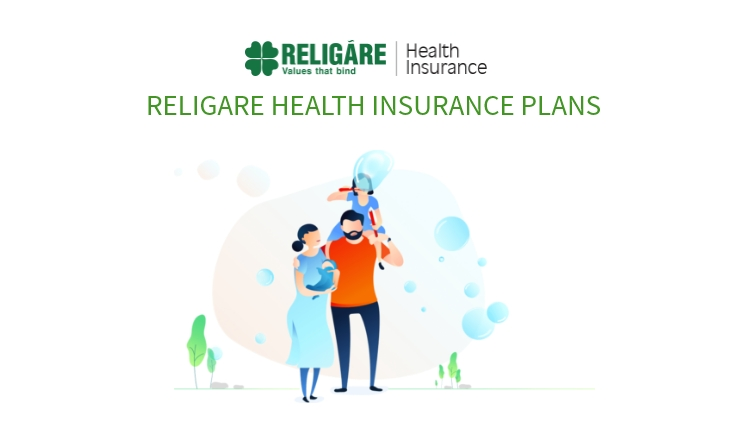 Religare Health Insurance Plans