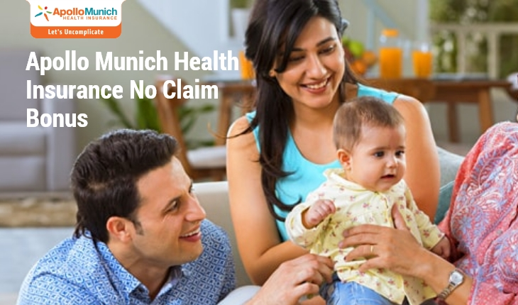 Apollo Munich Health Insurance No Claim Bonus