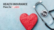 Health Insurance Plan for 1 Lakh