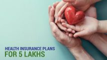 health insurance plan for 5 lakhs