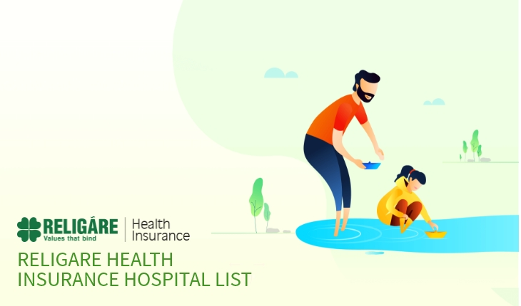Religare Health Insurance Hospital List