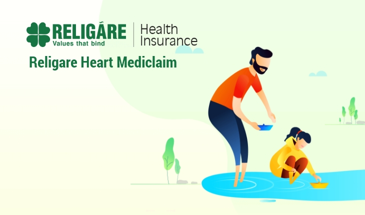 Religare Heart Mediclaim Plan