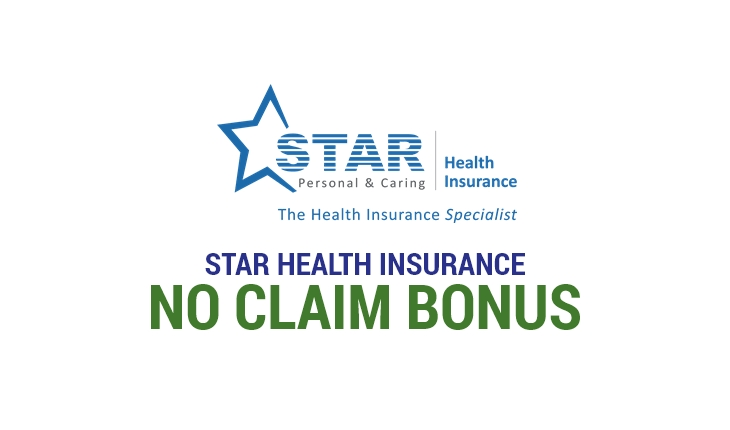 Star Health Insurance No Claim Bonus (NCB)