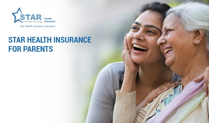 Star Health Insurance for Parents