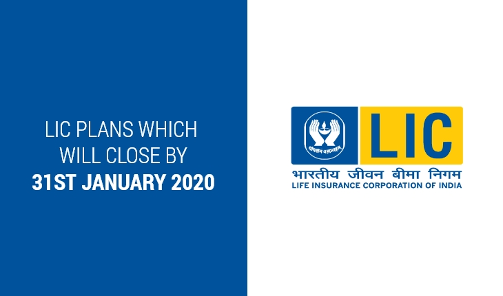 LIC Closed Plans List