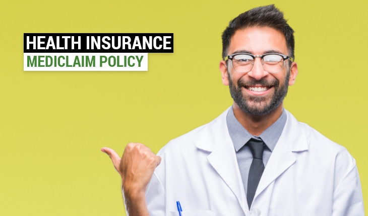 Health Insurance Mediclaim Policy