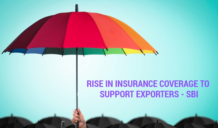 Rise in Insurance Coverage to Back Exporters: SBI