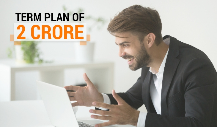 Best Term Insurance Plan for 2 crore