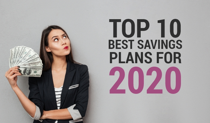 Top 10 Best Saving Plans