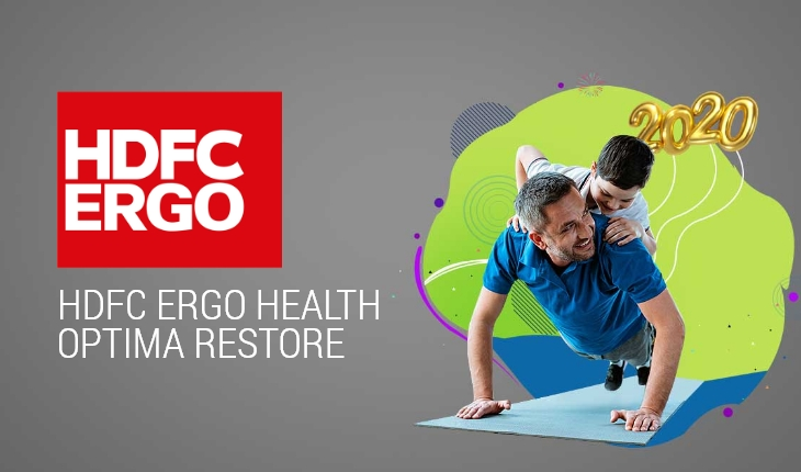 HDFC Ergo Health Optima Restore