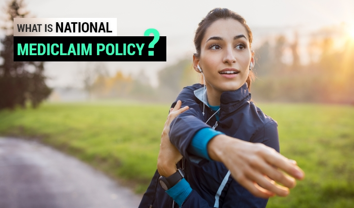 National Mediclaim policy