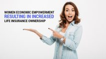 Women Economic Empowerment Resulting in Increased Life Insurance Ownership