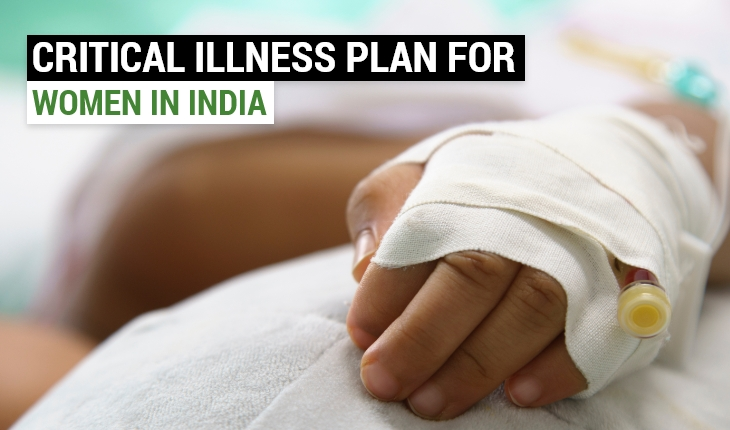 A Critical Illness Plan for Women in India