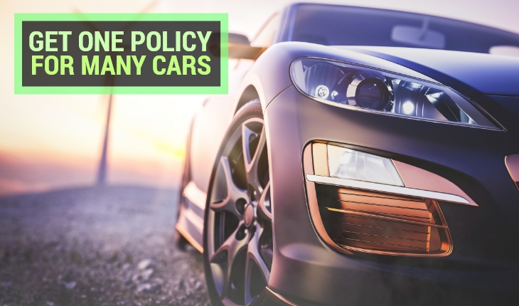 Soon, You'll Get One Policy for Many Cars