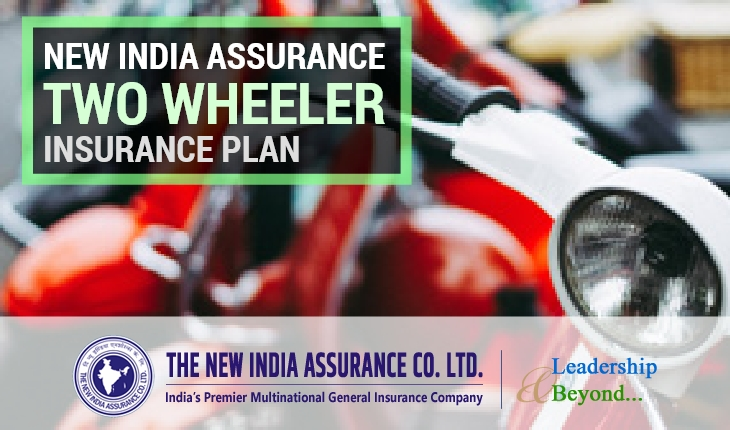 New India Assurance Two Wheeler Insurance Plan