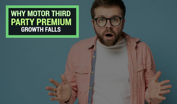 Why Motor Third Party Insurance Premium Growth Falls
