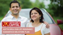 Aditya Birla Sun Life Insurance Guaranteed Milestone Plan