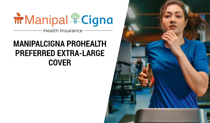 ManipalCigna ProHealth Premier Extra Large Cover