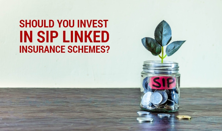 Should You Invest in SIP Linked Insurance Schemes?