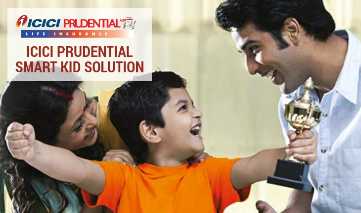 ICICI Pru Smart Kid Solution Plan