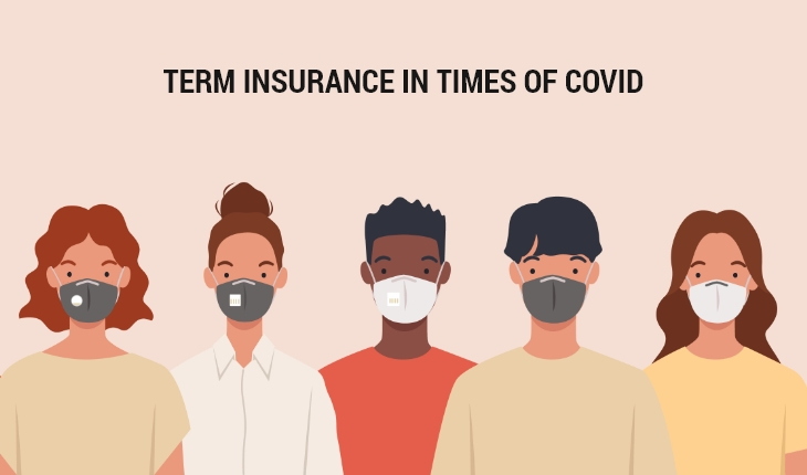 Term Insurance in Times of COVID