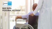 Max Bupa Personal Accident Insurance