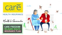 Care Freedom Religare Health Insurance Plan