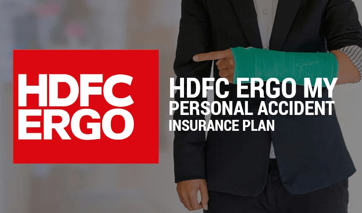 HDFC ERGO Personal Accident Insurance Plan