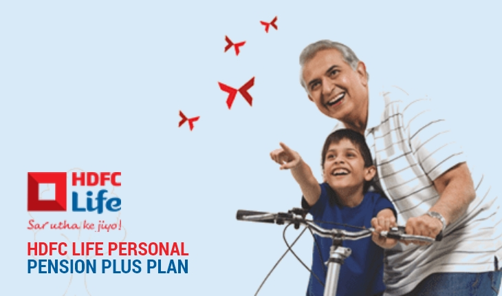 HDFC Life Personal Pension Plus Plan